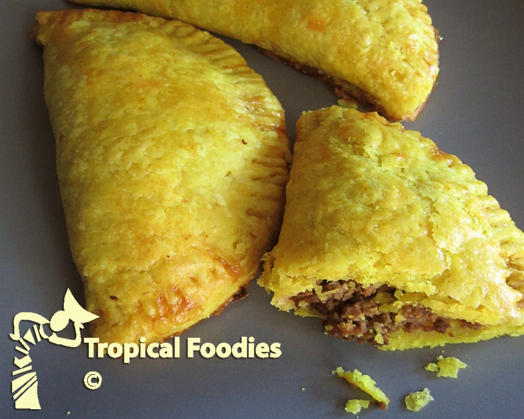 jamaican beef patties a piece of sunshine in your plate