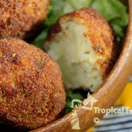 Sweet potato croquettes copy
